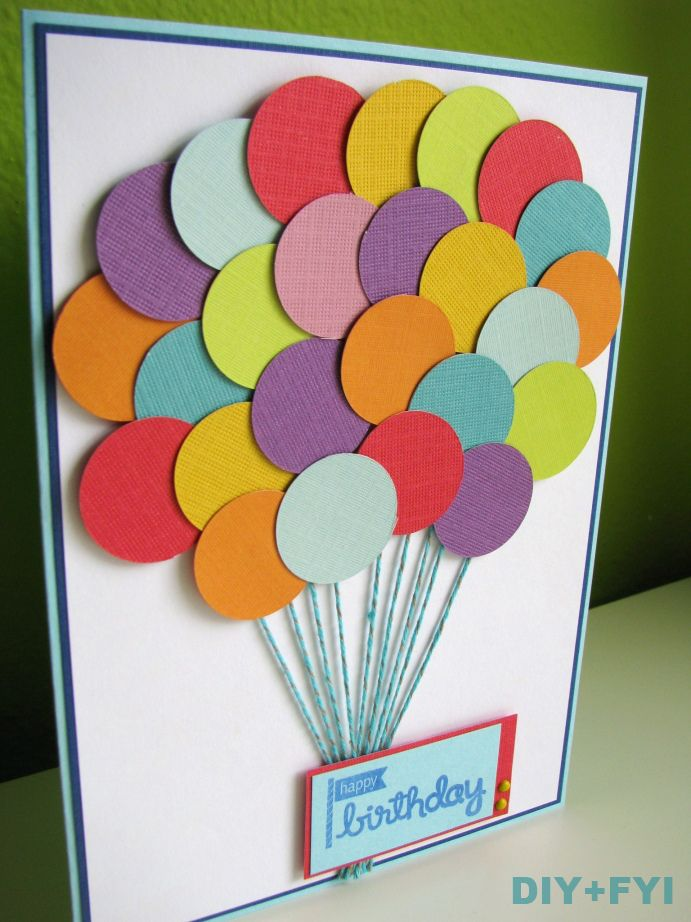 homemade greeting cards for birthday ; idea-of-making-greeting-cards-25-unique-diy-birthday-cards-ideas-on-pinterest-birthday-cards-best