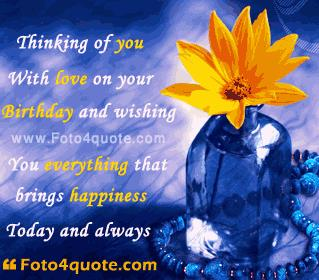 i wish you happy birthday quotes ; birthday-8