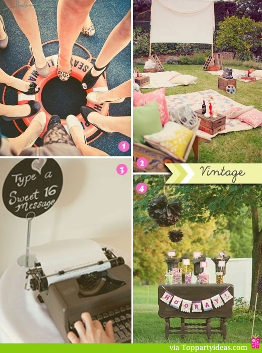 idea for sweet 16 birthday party activities ; bright-inspiration-16th-birthday-party-game-ideas-sweet-16-celebrations-vintage-16th-parties