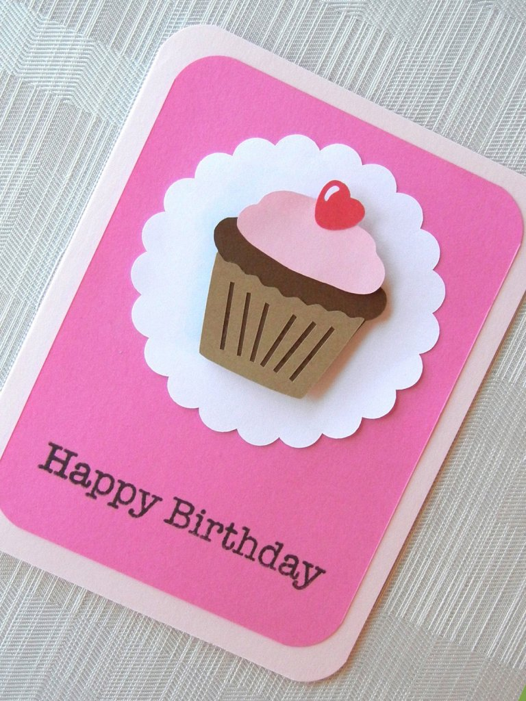 ideas for greeting cards for birthday ; Wonderful-DIY-Happy-Birthday-Greeting-Card-Ideas-for-Friends-2