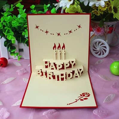 ideas for greeting cards for birthday ; Yuan-sheng-Happy-Birthday-card-three-dimensional-greeting-cards-birthday-cards-creative-gift-ideas-diy-handmade