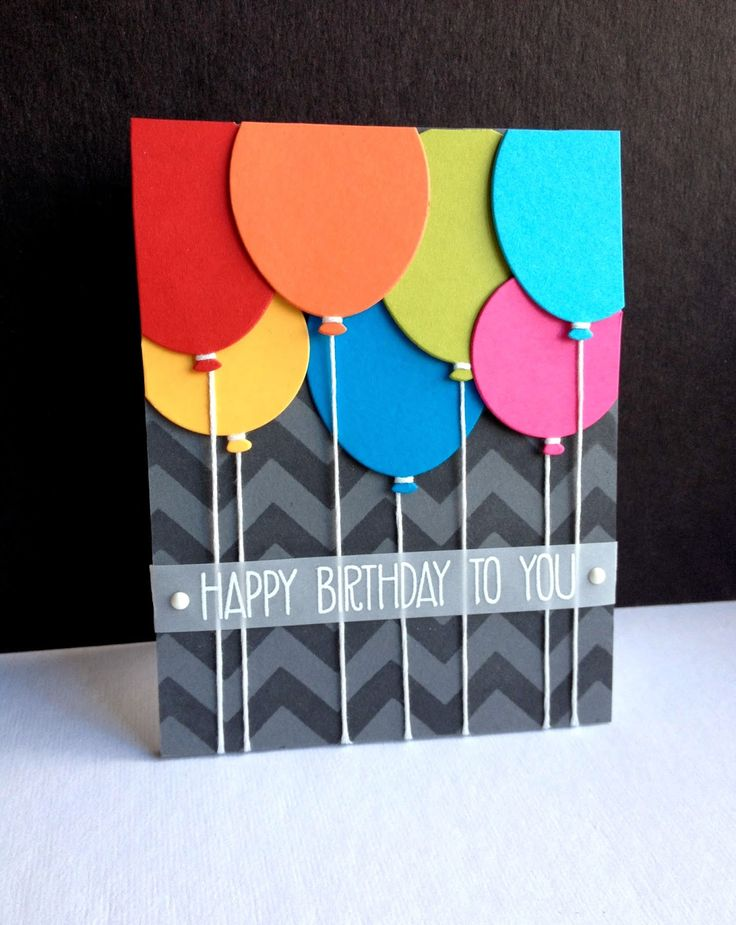 ideas for making birthday greeting cards at home ; Wonderful-DIY-Happy-Birthday-Greeting-Card-Ideas-for-Friends-1