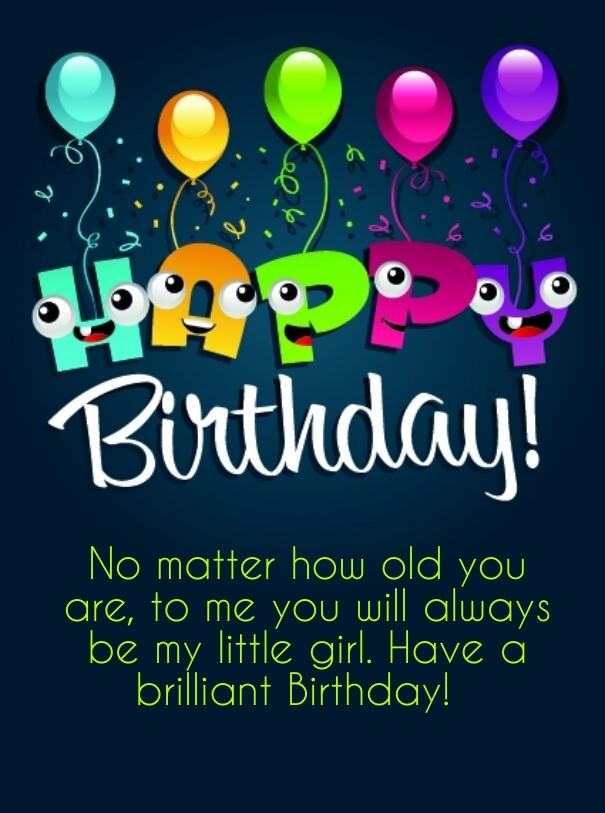 im%c3%a1genes de happy birthday ; birthday-wishes-for-daughter-with-Images