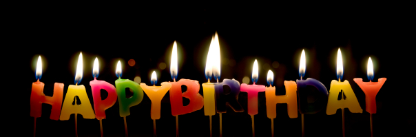 image of a birthday candle ; birthday-candles