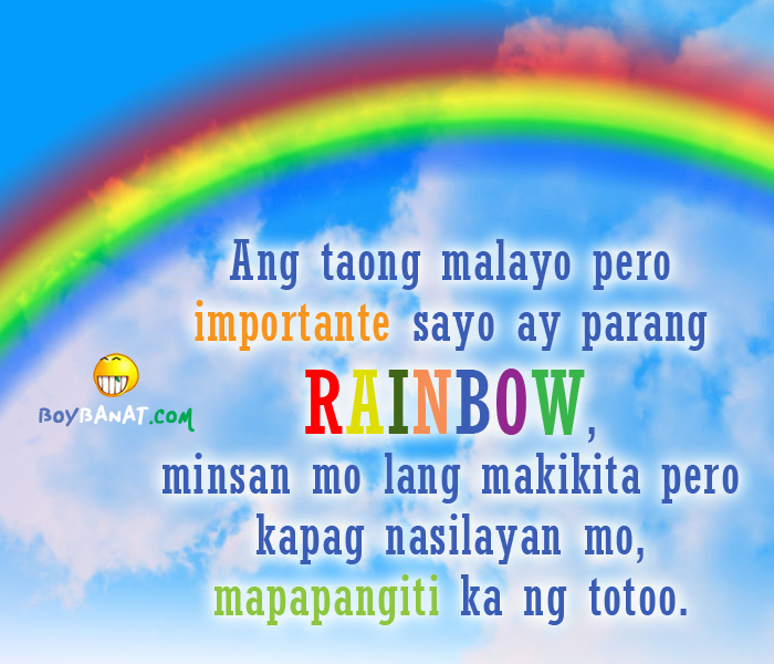 inspirational birthday message for a friend tagalog ; SMS+pinoy+friendship