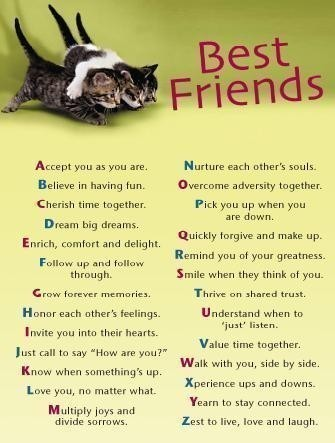 inspirational birthday message for a friend tagalog ; bestfriends