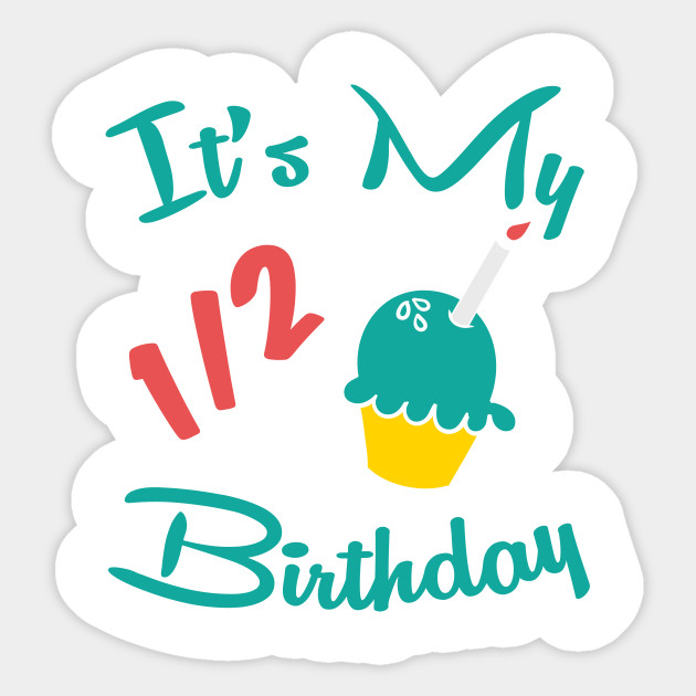 it's my birthday stickers ; 2259361_1