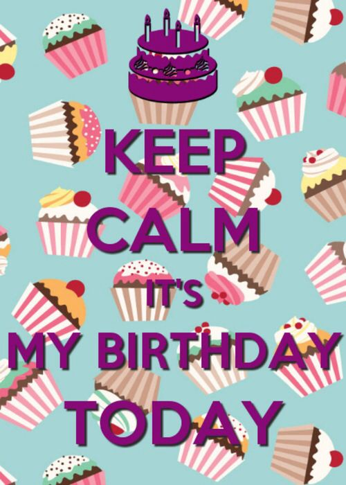 it's my birthday wallpaper ; calm-clipart-june-6