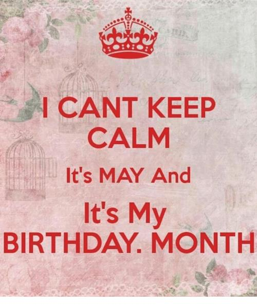 its my birthday month wallpaper ; May-Birthday-Pictures-Pinterest