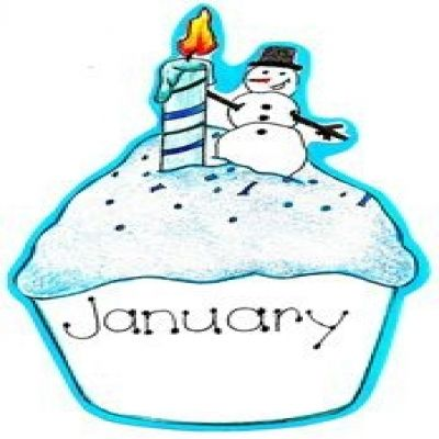 january birthday clipart ; 1614470