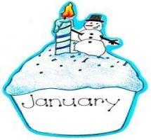 january birthday clipart ; 1957580