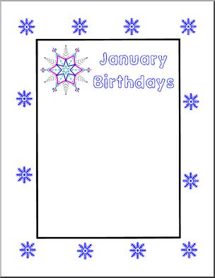 january birthday clipart ; janbirth_p