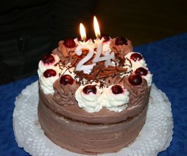 kek birthday image download ; birthday-cake-with-candles-shaped-24_277771