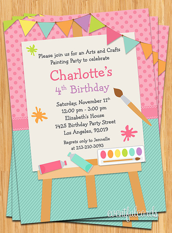 kids birthday party invitations with photo ; Kids-birthday-party-invitations-for-inspirational-elegant-party-ideas-to-make-your-party-1