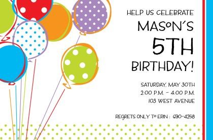 kids birthday party invitations with photo ; Remarkable-Kids-Birthday-Party-Invitations-As-An-Extra-Ideas-About-Birthday-Invitation-Wording