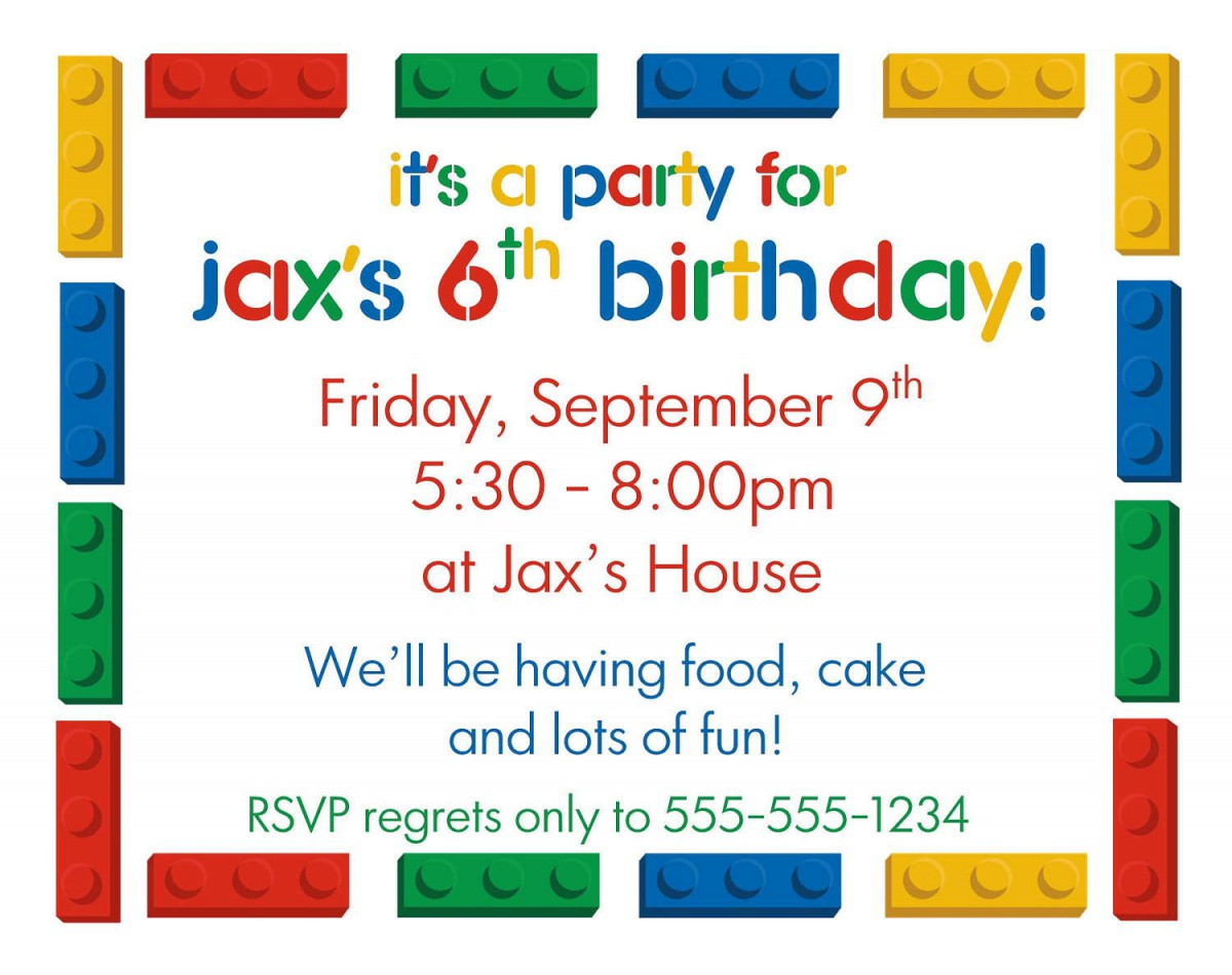 kids birthday party invitations with photo ; birthday_invitations_templates_free_for_word_birthday_party_0