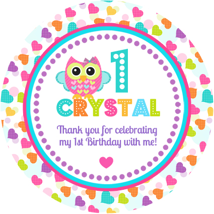 kids birthday stickers ; 3_f5132b7910bb469bae1e8fda890eee5cheart_hearts_owl_theme_stickers_labels