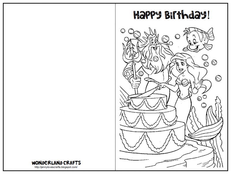 kids coloring birthday cards ; printable-coloring-birthday-cards-printable-birthday-cards-to-color-printable-kids-birthday-cards-ideas