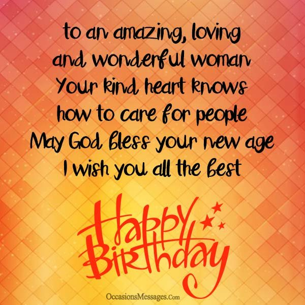 kind happy birthday wishes ; Happy-birthday-messages-for-women