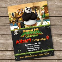 kung fu panda birthday invitation printable ; 27f2ebb1f9cc836bb0db554ad6f4d731--kung-fu-panda-party-panda-birthday