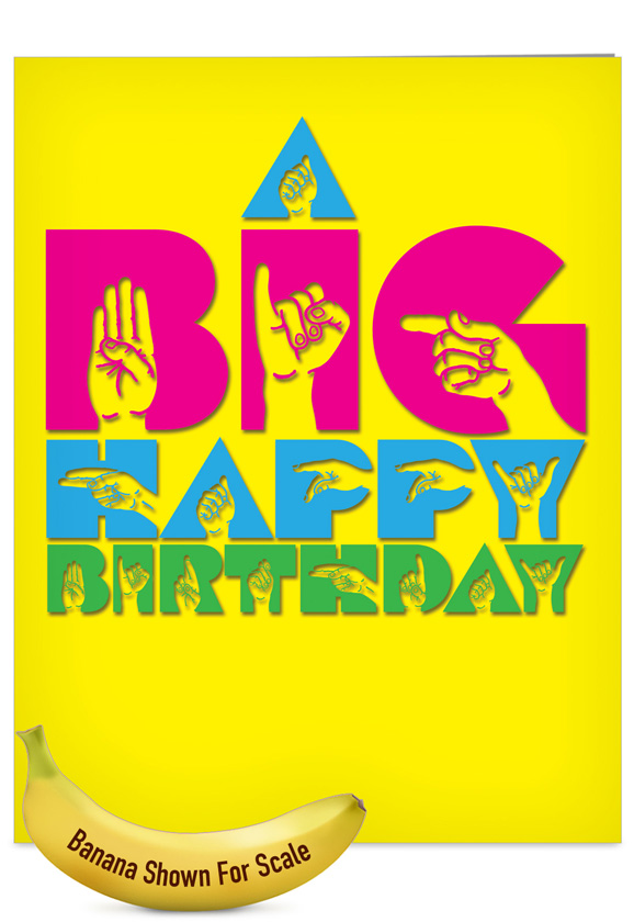 large birthday signs ; big-signs-happy-birthday-jumbo-card-49
