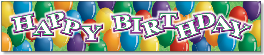 large birthday signs ; w1208_large