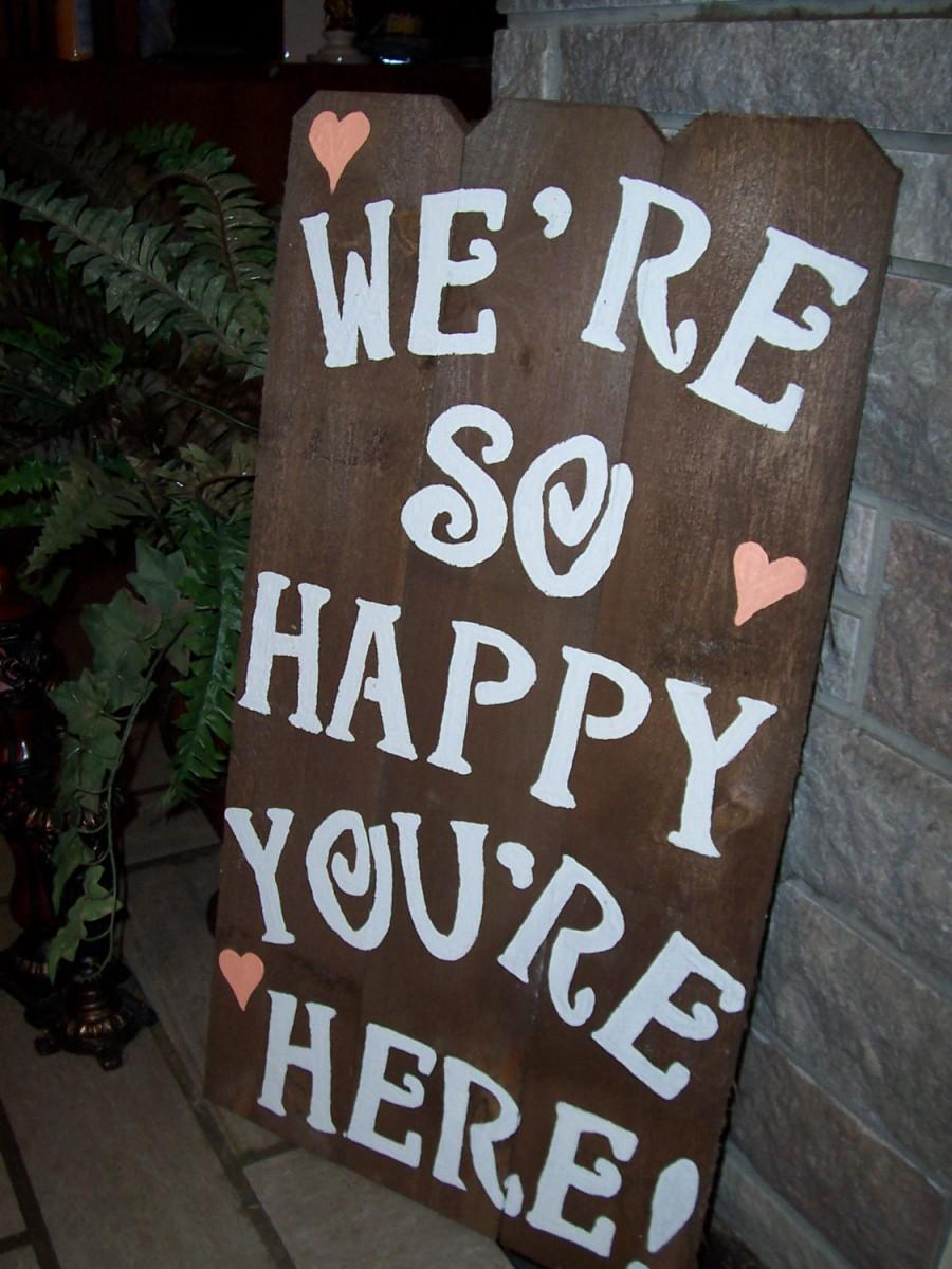 large birthday signs ; welcome-sign-wedding-signs-beach-wedding-sign-rustic-wood-sign-wedding-decoration-birthday-signs-outdoor-sign-baby-shower-sign