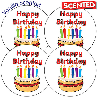 large birthday stickers ; X20_1_Large