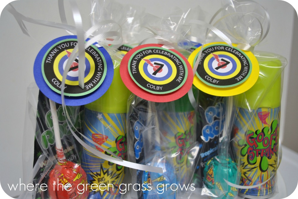 laser tag birthday party favors ; Laser-Goody-Bag-Tags_1