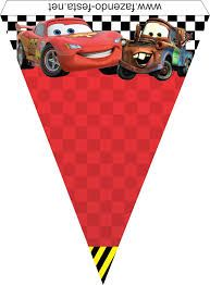 lightning mcqueen birthday banner printable ; 6b2233b685a10289b137406be23296ed--disney-logo-disney-cars