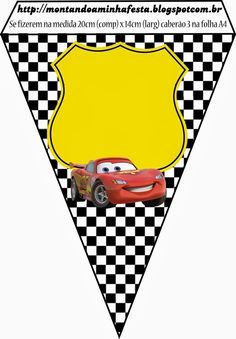 lightning mcqueen birthday banner printable ; dab01a17eec4fc260ccc9cb4609a6855--cars-invitation-disney-cars-party