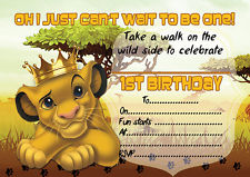 lion king birthday invitation template free ; lion-king-birthday-invitations-with-captivating-Birthday-Invitation-Templates-as-a-result-of-an-application-using-a-felicitous-concept-20
