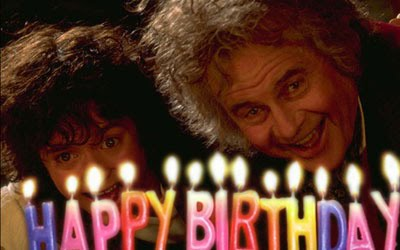 lord of the rings happy birthday ; a41c606c16f62987ea2999282baf7caa