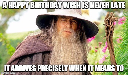 lord of the rings happy birthday ; c1436e7ad817cce915e0464c682e75d6