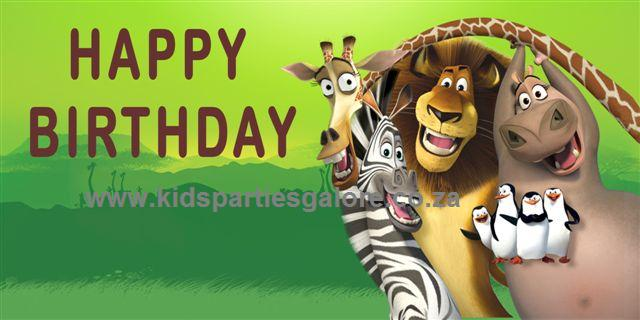 madagascar happy birthday ; Madagascar%2520Banner