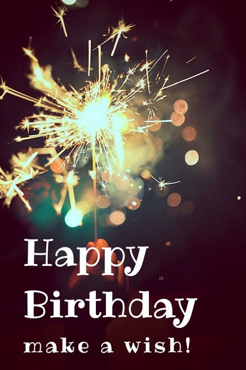 make a birthday wish image ; Loving-and-funny-birthday-images-with-beautiful-wishes-13