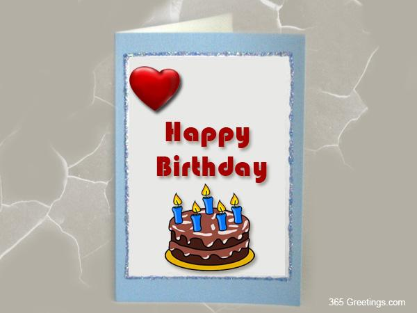 make a happy birthday picture ; make-birthday-card