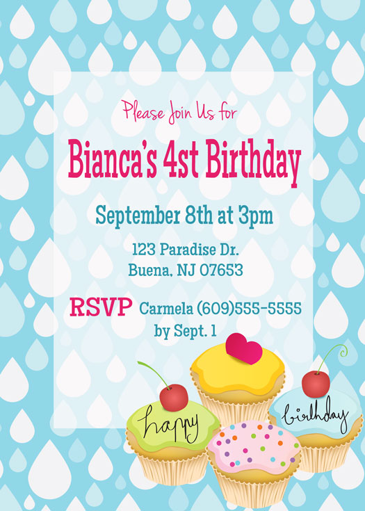 making a birthday invitation in photoshop ; Cupcake-Birthday-Card_web