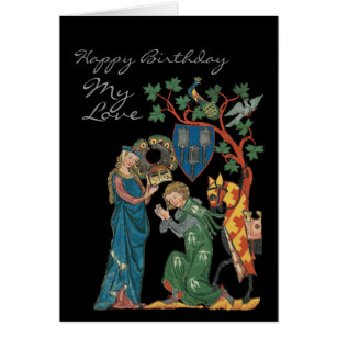 medieval happy birthday ; happy_birthday_my_love_romantic_medieval_theme_card-r37f4aaacd7e64732aa466d97acbea1f5_xvuat_8byvr_307