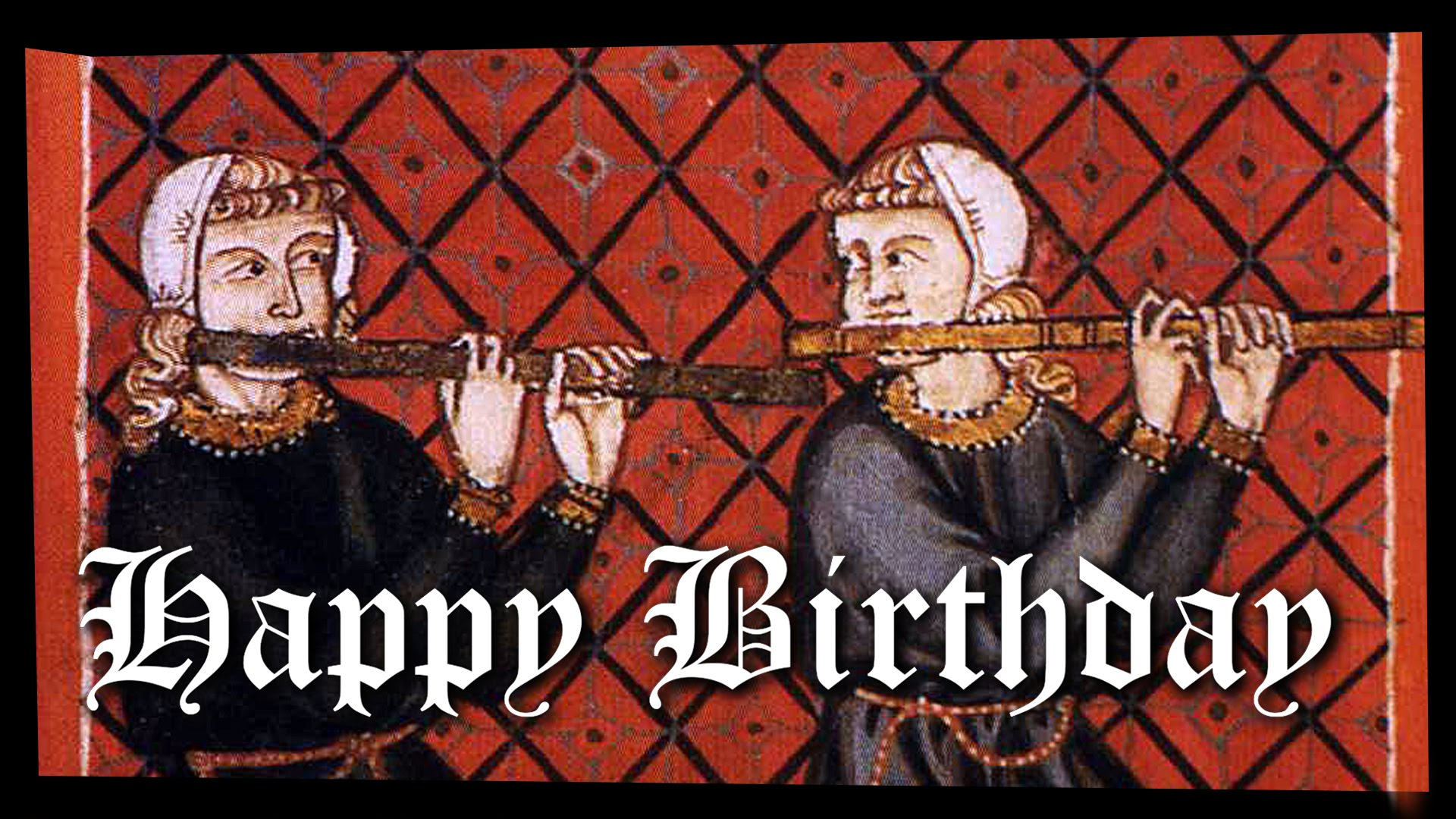 medieval happy birthday ; maxresdefault