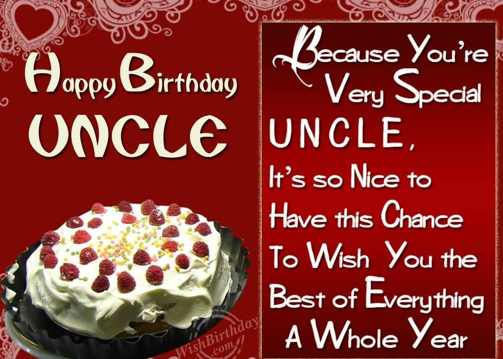 message for mother birthday tagalog ; Happy-Birthday-Uncle-Because-Youre-Very-Special-Uncle