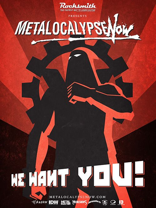 metalocalypse happy birthday ; b0687708a2f1656a1ff973489f0f7d1d