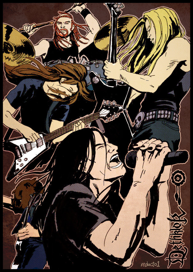 metalocalypse happy birthday ; tumblr_nb0299wGOj1tsq9w6o1_1280