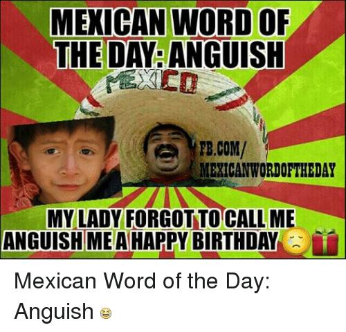 mexican happy birthday meme ; Facebook-Mexican-Word-of-the-Day-Anguish-a6ea81
