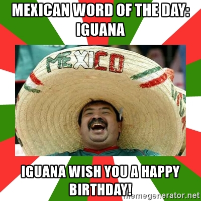 mexican happy birthday meme ; ba8c32f090c4a3e8efb3188c88007801
