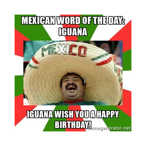 mexican happy birthday meme ; yellow-octopus-happy-birthday-meme-90