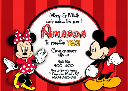 mickey and minnie mouse photo birthday invitations ; mickey-and-minnie-invitation-templates-mickey-and-minnie-mouse-birthday-invitations-bagvania-free