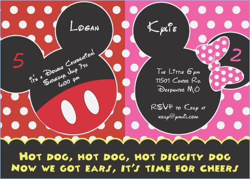 mickey and minnie mouse photo birthday invitations ; mickey-and-minnie-mouse-birthday-invitations-bagvania-free-of-mickey-and-minnie-birthday-invitation-template