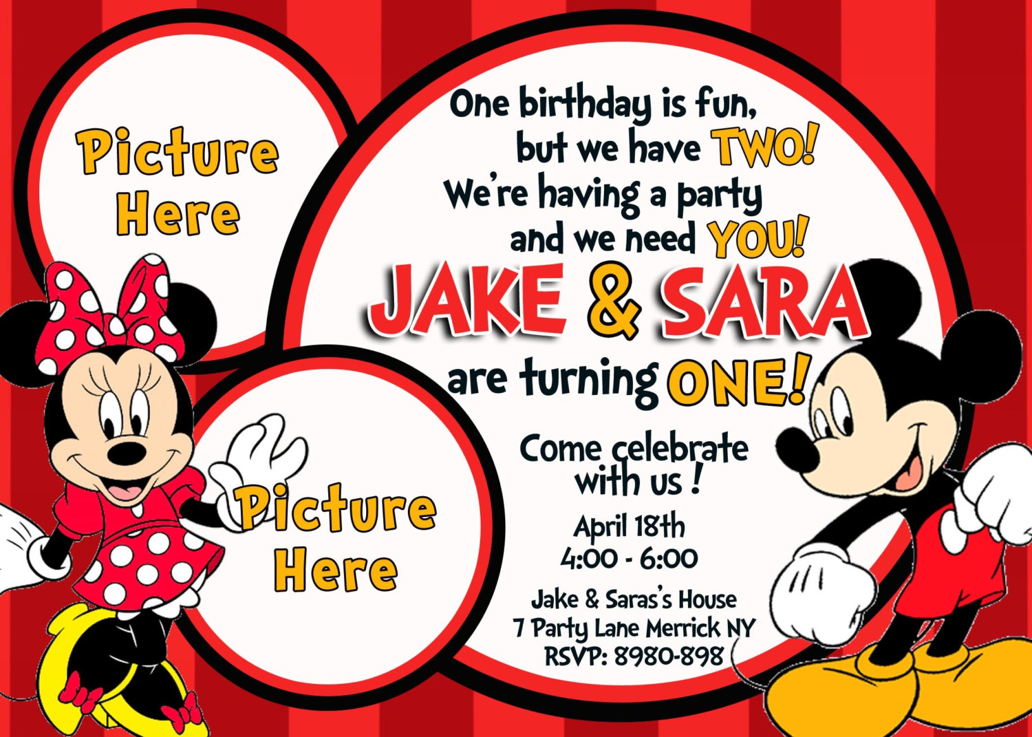 mickey and minnie mouse photo birthday invitations ; mickey_and_minnie_birthday_invitations_2