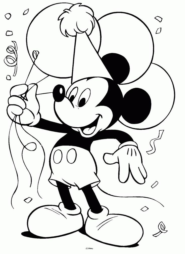 mickey mouse birthday clipart free ; Images-about-pasteles-on-mickey-mouse-birthday-clipart